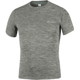 Columbia Zero Rules t-shirt Heren olijf